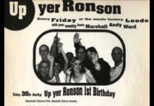 Up Yer ronson