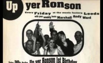 Up Yer ronson